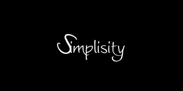 Simplisity – Logo