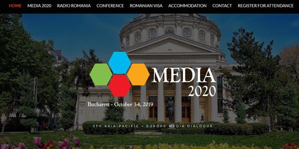 Media 2020 – Website